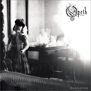 Opeth - Damnation CD (album) cover