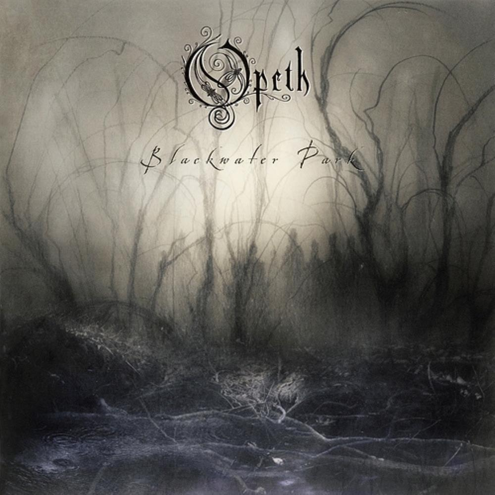 Opeth - Blackwater Park CD (album) cover