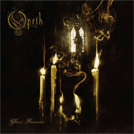 Opeth - Ghost Reveries CD (album) cover