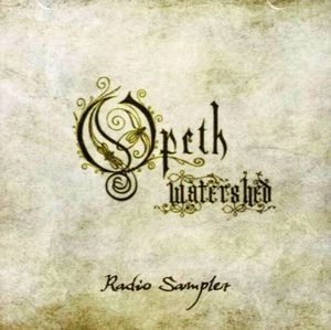 Opeth Watershed - Radio Sampler  album cover