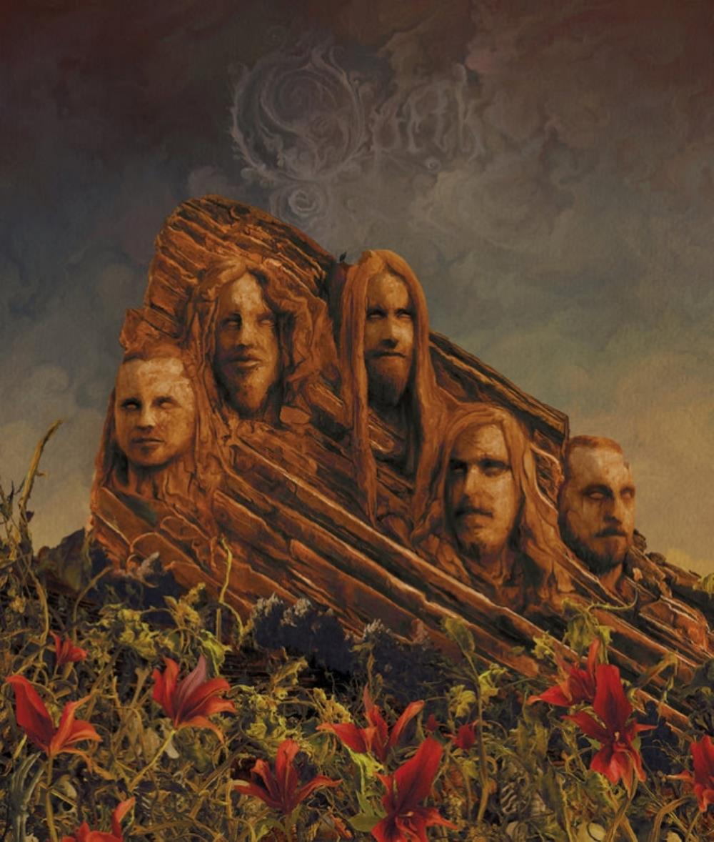 Garden of the Titans: Live at Red Rocks Amphitheatre by OPETH album cover
