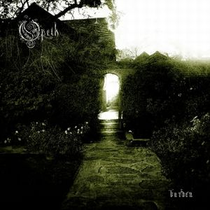Opeth - Burden CD (album) cover