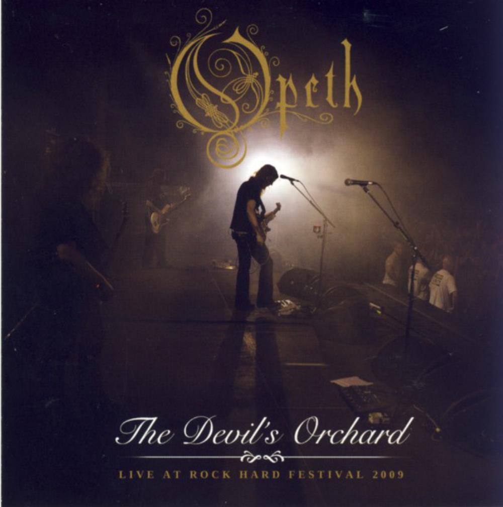 Opeth The Devil's Orchard (Live At Rock Hard Festival 2009) album cover