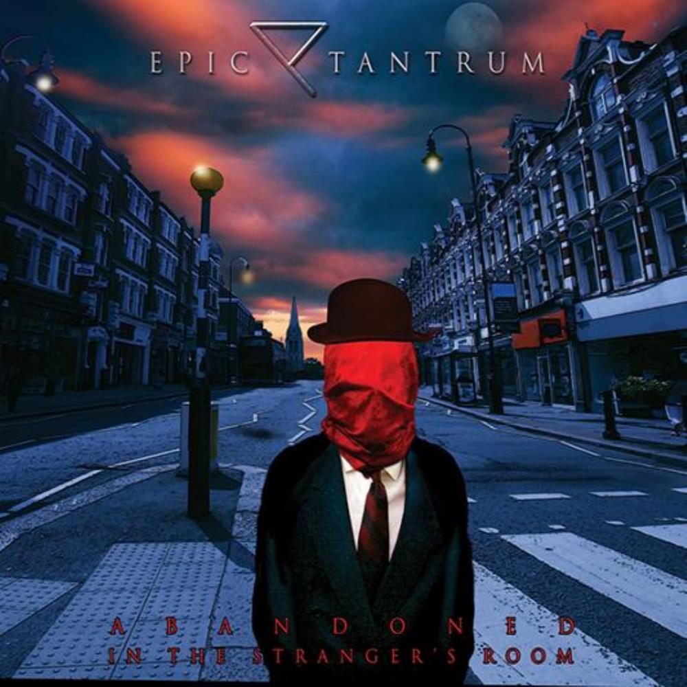 Epic Tantrum - Abandoned in the Stranger's Room CD (album) cover