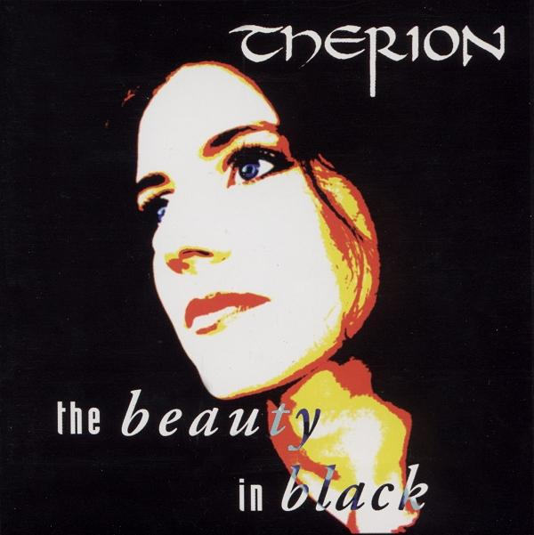 Therion The Beauty in Black album cover