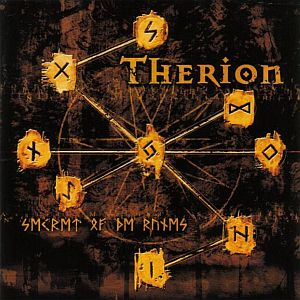 Therion - Secret of the Runes  CD (album) cover