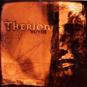 Therion - Vovin CD (album) cover
