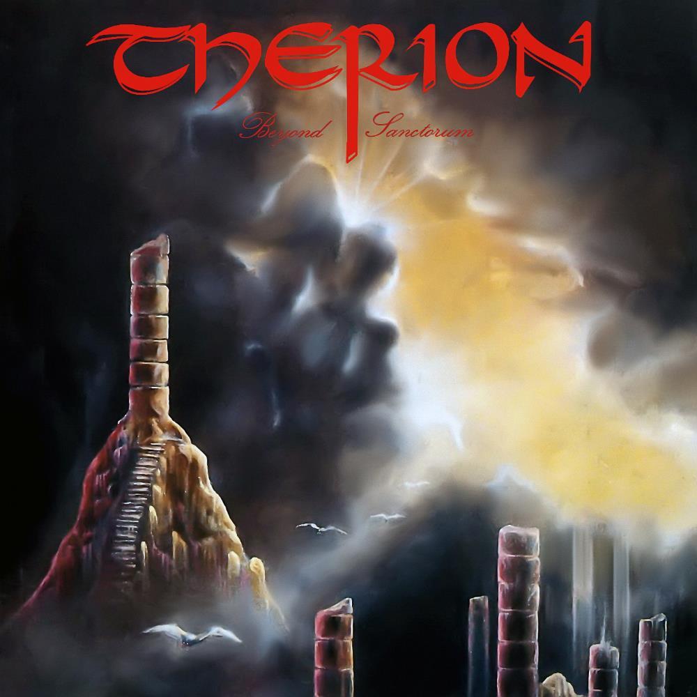Beyond Sanctorum by THERION album cover
