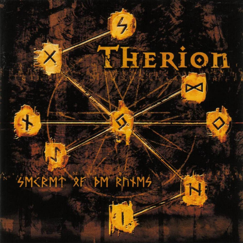 Secret Of The Runes by THERION album cover