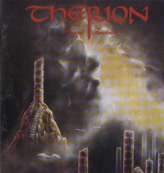 Therion - Beyond Sanctorum CD (album) cover