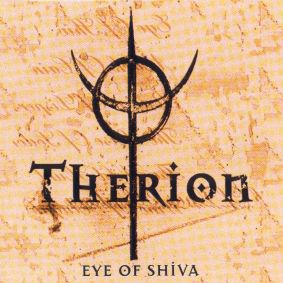 Therion Eye of Shiva  album cover