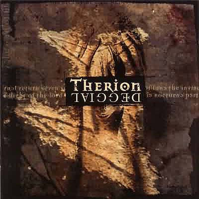 Therion Deggial album cover