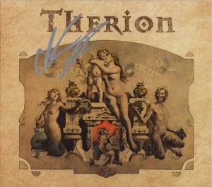 Therion - Les Fleurs Du Mal CD (album) cover