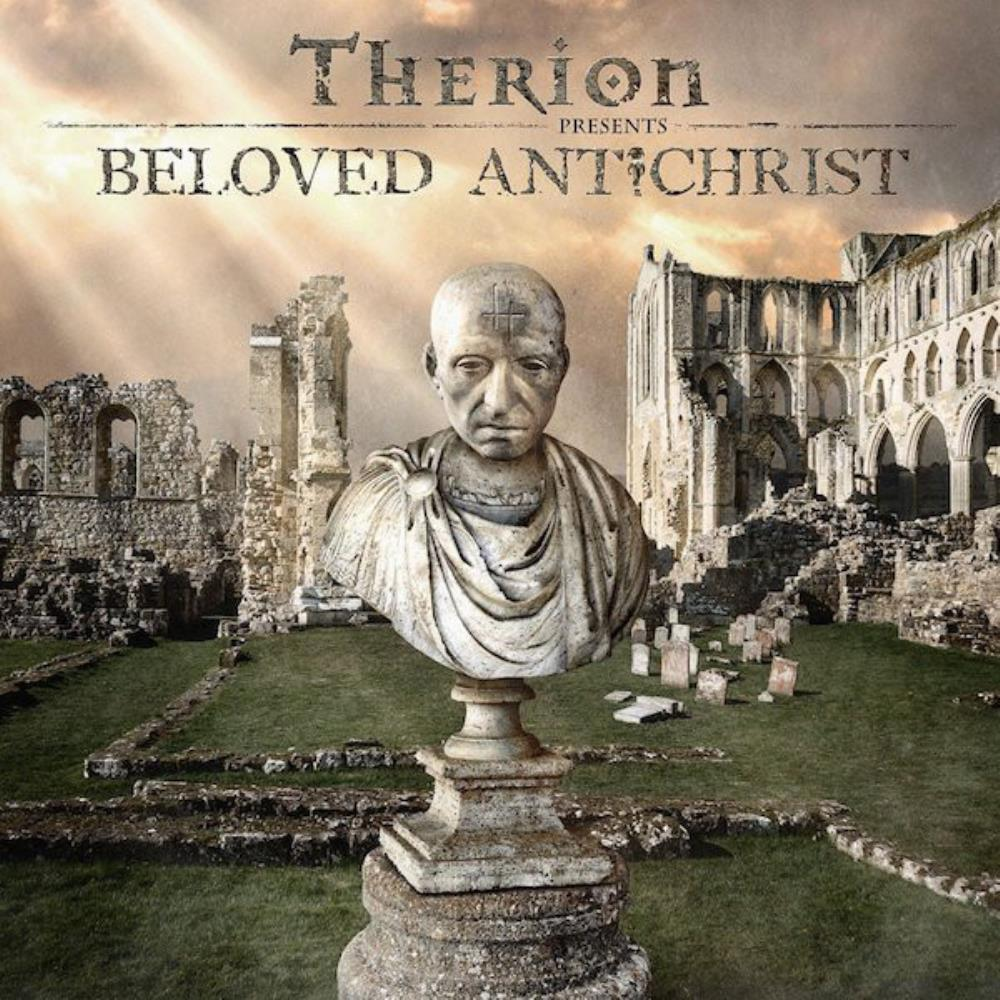 Therion - Beloved Antichrist CD (album) cover