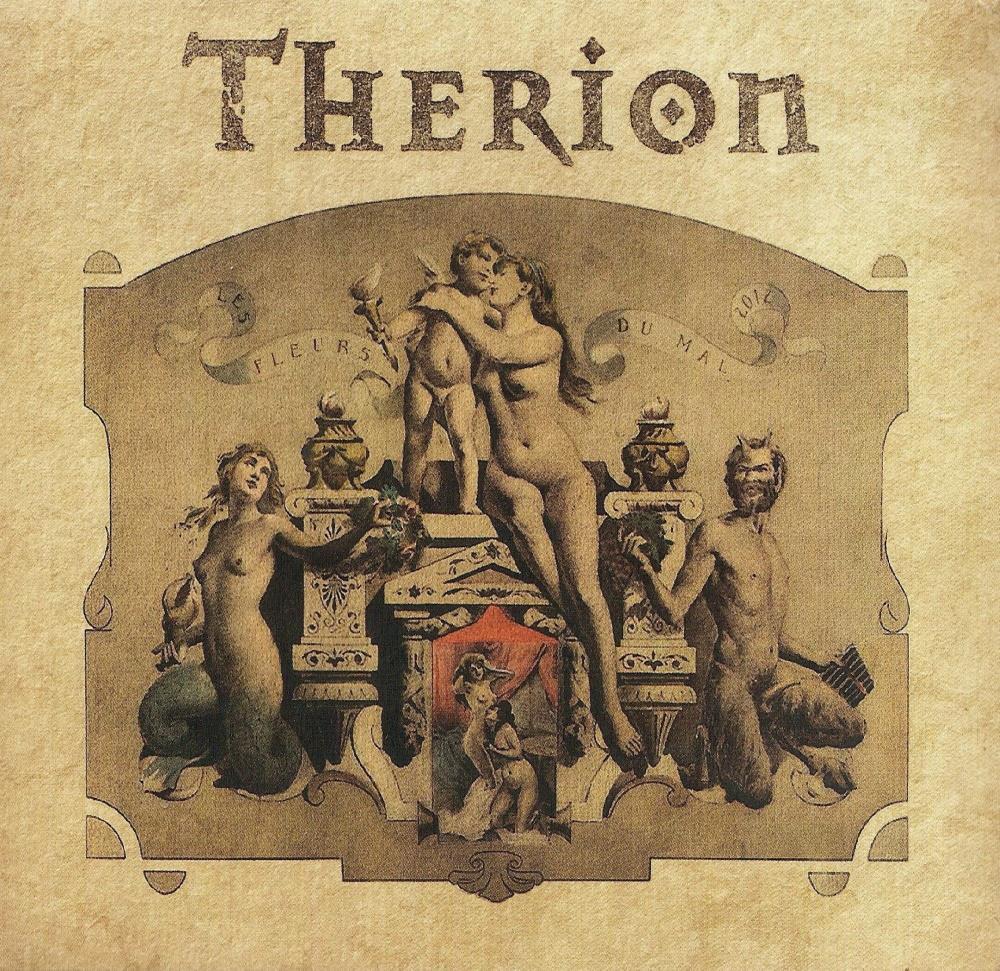 Les Fleurs Du Mal by THERION album cover