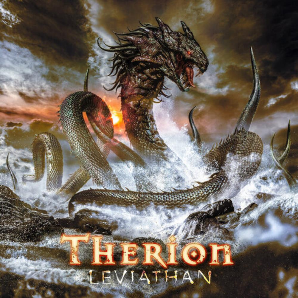 Leviathan by THERION album cover