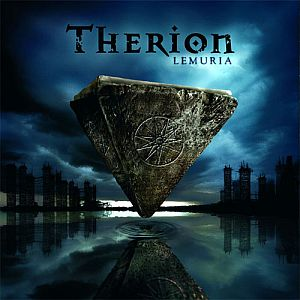 Therion Lemuria album cover