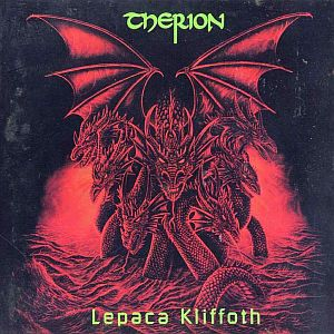 Lepaca Kliffoth by THERION album cover