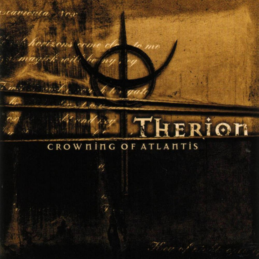 Crowning Of Atlantis by THERION album cover