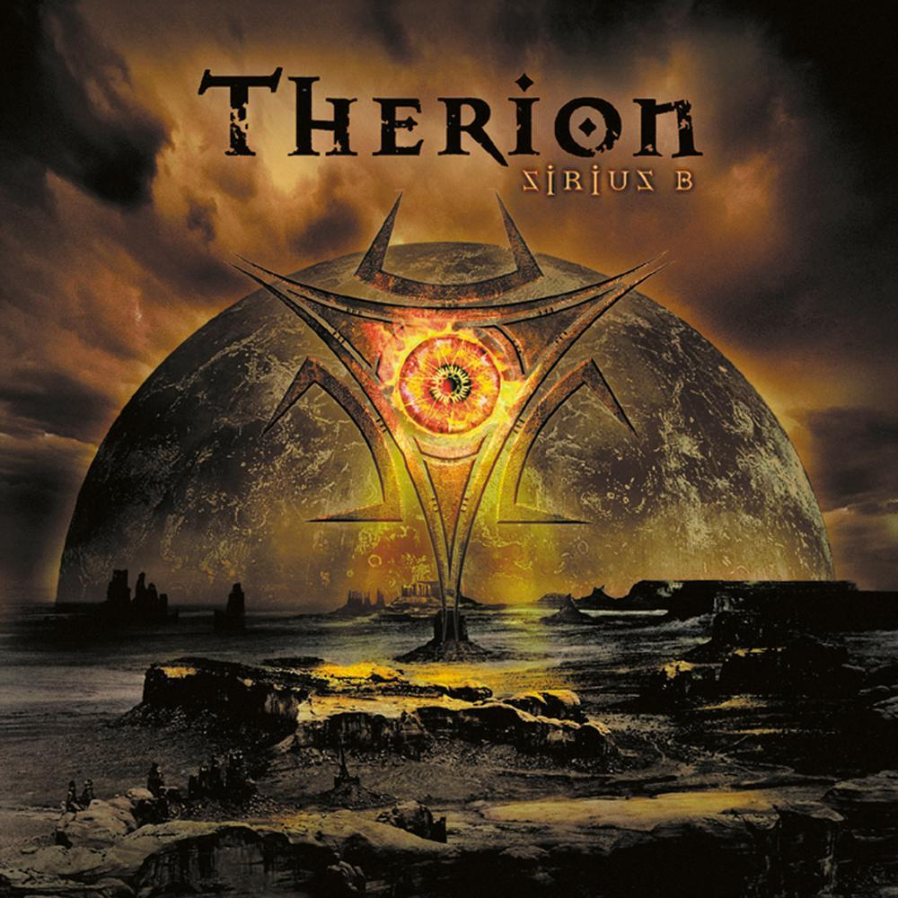 Therion - Sirius B CD (album) cover