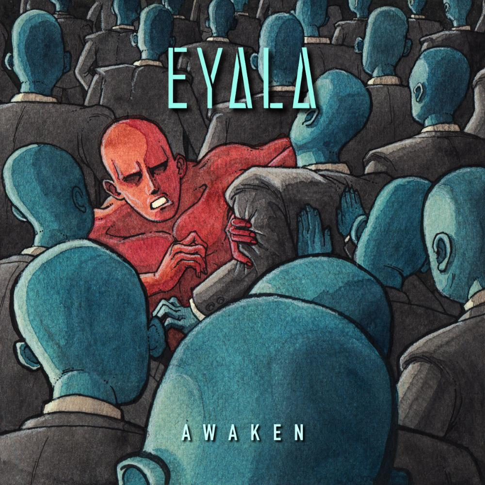 Awaken by EYALA album cover