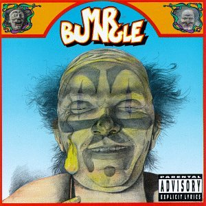 Mr. Bungle by MR. BUNGLE album cover