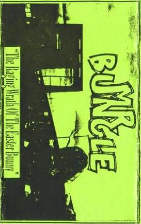Mr. Bungle - The Raging Wrath Of The Easter Bunny (demo) CD (album) cover