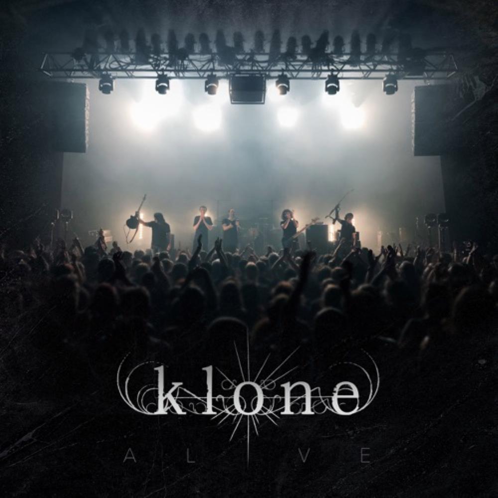 Alive by KLONE album cover