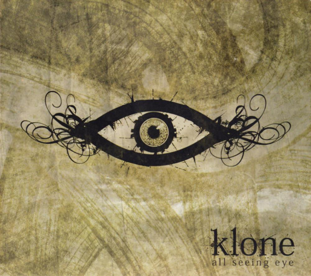 All Seing Eye by KLONE album cover