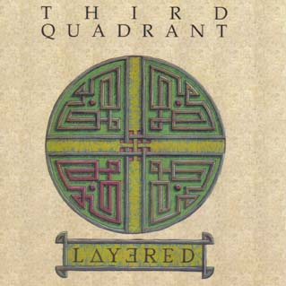 Third Quadrant - Layered CD (album) cover