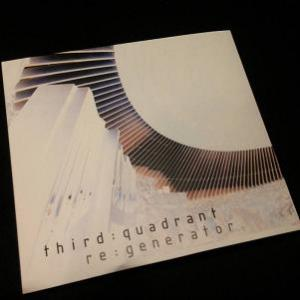 re:generator by THIRD QUADRANT album cover