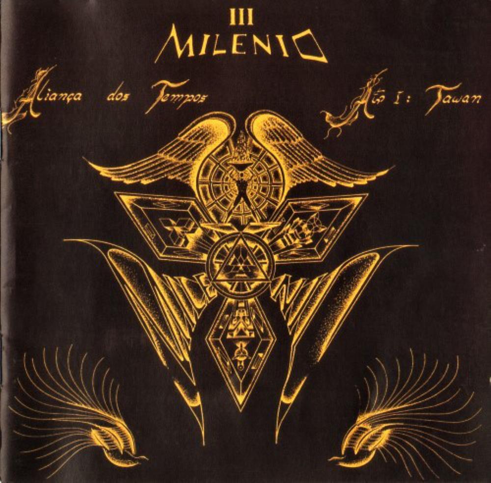 Aliança Dos Tempos by III MILÊNIO album cover