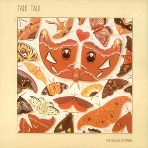 Talk Talk - The Colour Of Spring CD (album) cover