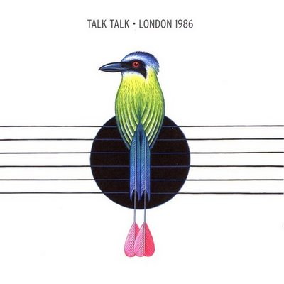 Talk Talk - London 1986 CD (album) cover