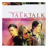 Talk Talk Time it's Time album cover