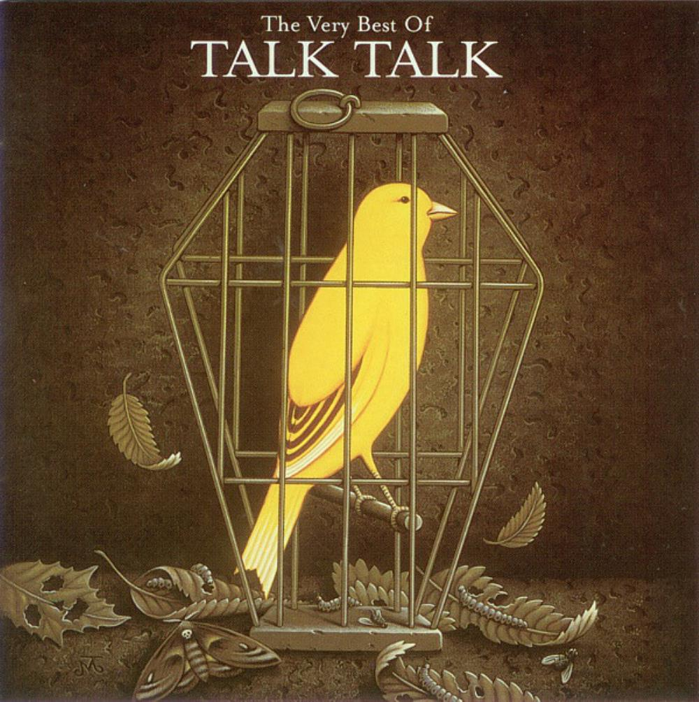 The Very Best Of Talk Talk by TALK TALK album cover