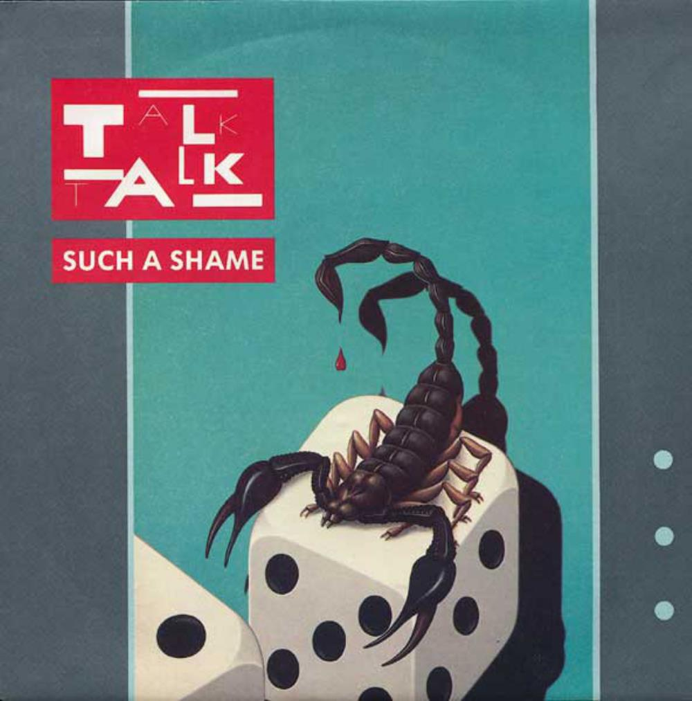 Talk Talk Such a Shame album cover