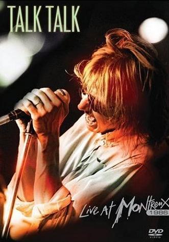 Live At Montreux 1986 by TALK TALK album cover