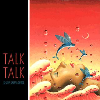 Talk Talk Dum Dum Girl album cover