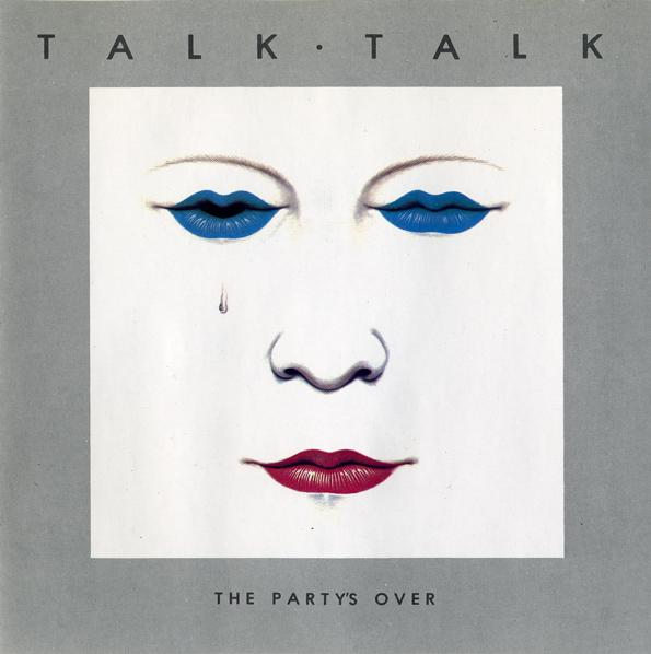Talk Talk - The Party's Over CD (album) cover