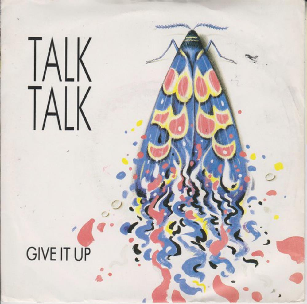 Talk Talk Give It Up album cover