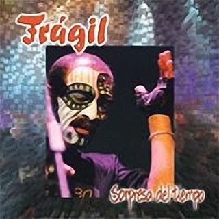 Sorpresa Del Tiempo by FRÁGIL album cover