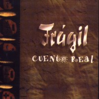 Fr�gil - Cuento Real CD (album) cover