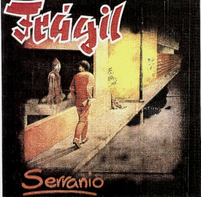 Fr�gil - Serranio CD (album) cover