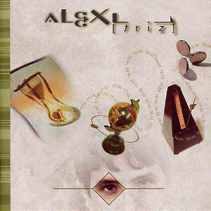 AlexL - Triz CD (album) cover