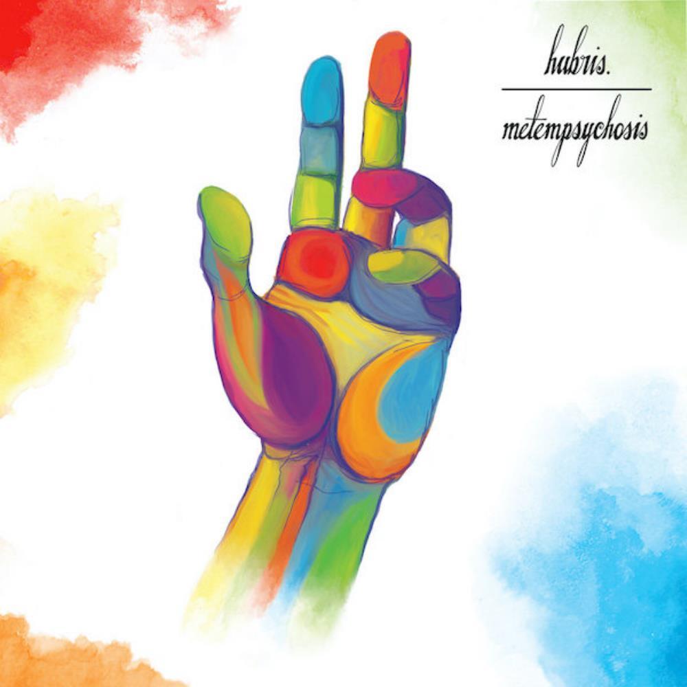 Metempsychosis by HUBRIS. album cover