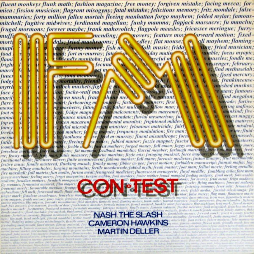 Con-Test by FM album cover