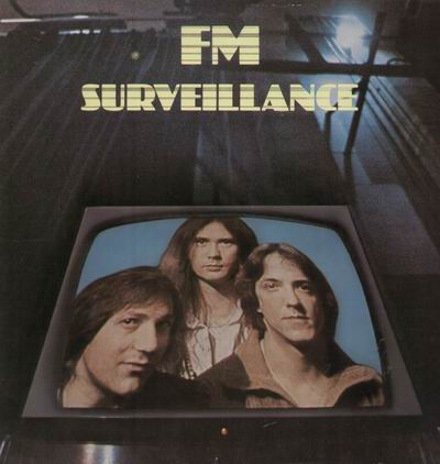 FM - Surveillance  CD (album) cover