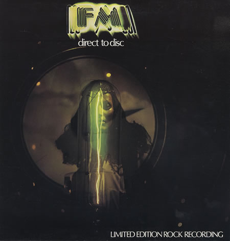 FM - Headroom: Direct to Disc CD (album) cover