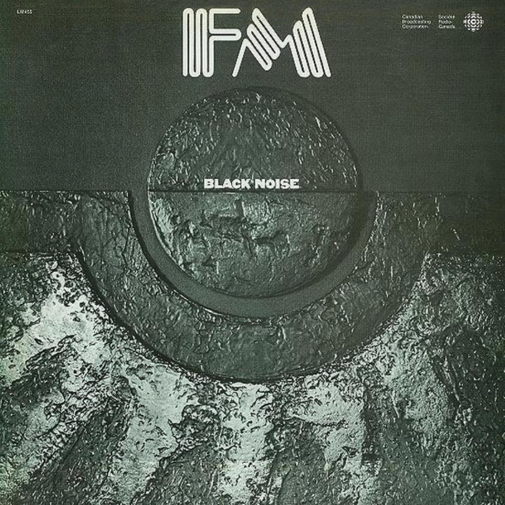 FM - Black Noise CD (album) cover